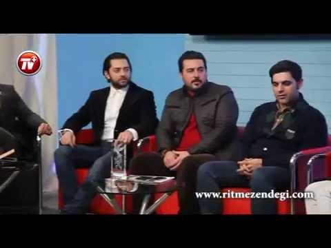 شوخی محسن کیایی با بهرام رادان، مراسم رونمایی از «عصر یخبندان» را منفجر کرد!!!