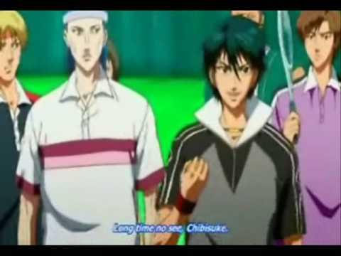 کارتون قهرمانان تنیس برادر ریوما-ریوما و ریوگا 5