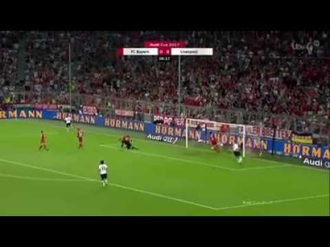 بایرن مونیخ 0 - لیورپول 3 آئودی کاپ 2017