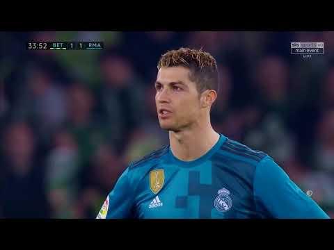 خلاصه بازی فوق العاده جذاب و پرگل رئال بتیس و رئال مادرید - لالیگای اسپانیا