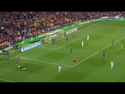 بارسلونا 2-2 رئال مادرید  ( خلاصه بازی )