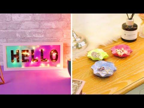 ژورنال دکوراسیون داخلی منزل-18-عکس اتاق خواب دخترانه شیک