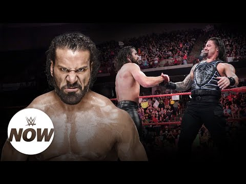 Why The Shield despise Jinder Mahal: WWE Now
