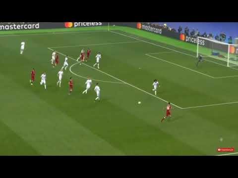 خلاصه بازی رئال مادرید3 1لیورپول فینال لیگ قهرمانان اروپا2018