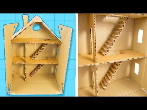 برنامه جعبه کاردستی در سایت جعبه-ساختن خونه قسمت 1-کارتون جعبه کاردستی