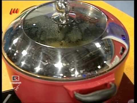آشپزی ایرانی-تهیه خورش فسنجان با پسته