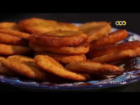 غذای رمضان- کوکو قندی اصفهان