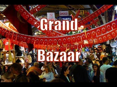 راهنمای خرید از بازار بزرگ استانبول