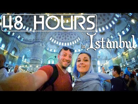 48 Hours in Istanbul: Baklava, Boats and Stunning Sunsets