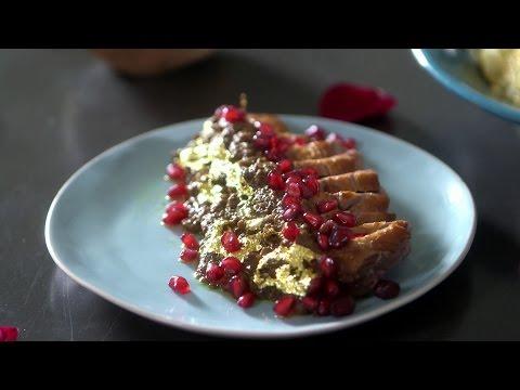 آشپزی ایرانی – خورش فسنجان مجلسی و خوشمزه
