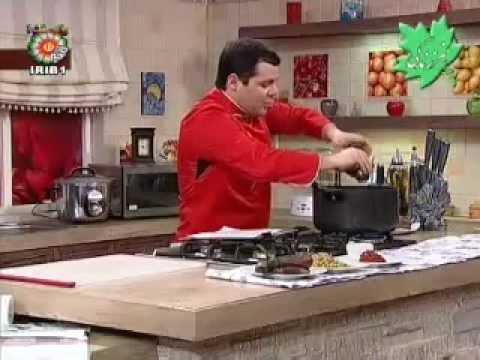 آشپزی ایرانی-تهیه   خورش غوره مسمي
