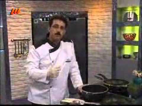 آشپزی ایرانی-تهیه خورش نازخاتون