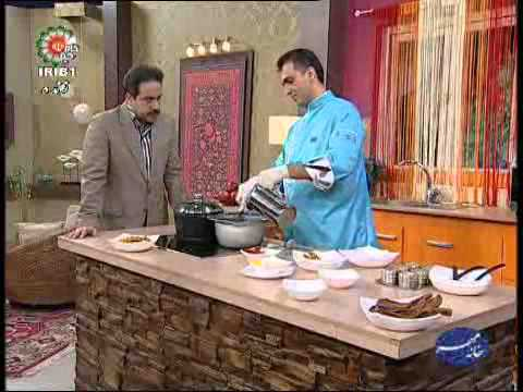 آشپزی ایرانی-خورشت ناردونه
