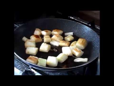 آشپزی ایرانی-خورش ریواس - آشپزی از اینجا تا آنجا با عذرا