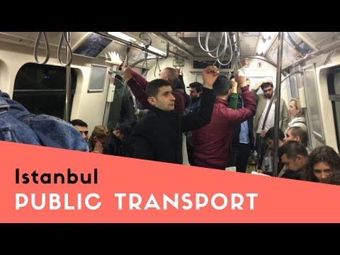 Why do we love and hate public transport in Istanbul?