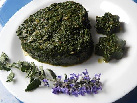 آشپزی ایرانی-طرزتهیه سبزی خوشمزه برای خورشت