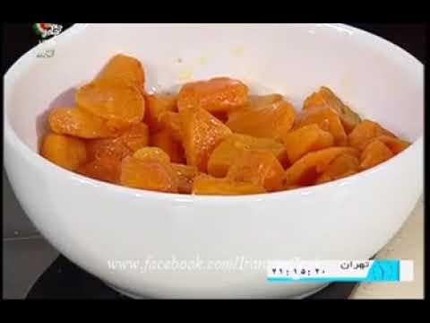 آشپزی ایرانی-خورش کدو حلوایی