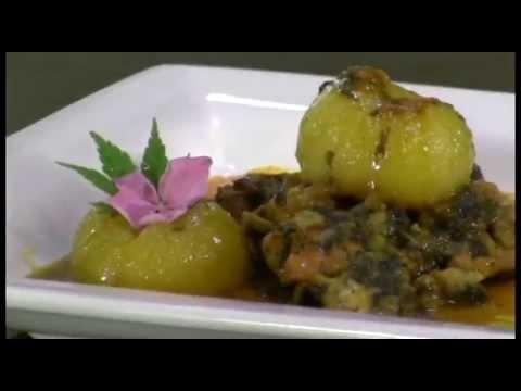 آشپزی ایرانی-تهیه  خورشت گوجه