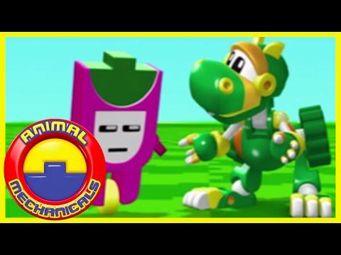 کارتون حیوانات ماشینی-سریال حیوانات ماشینی