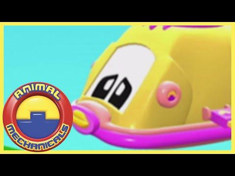 کارتون حیوانات ماشینی اپارات-حیوانات ماشینی برنامه کودک