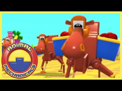 کارتون حیوانات ماشینی اپارات-دانلود رایگان کارتون حیوانات ماشینی
