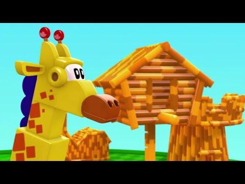 کارتون حیوانات ماشینی-کارتونی حیوانات ماشینی
