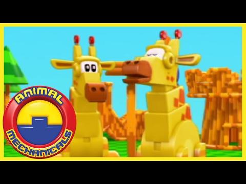 دانلود انیمیشن حیوانات ماشینی