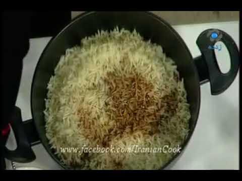 آشپزی ایرانی-زیره پلوی مازندرانی خوشمزه