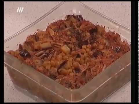 آشپزی ایرانی-موساکای بادمجان