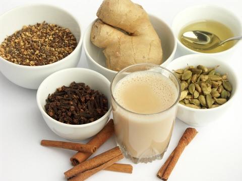 آشپزی ایرانی - آموزش درست کردن ادویه چای