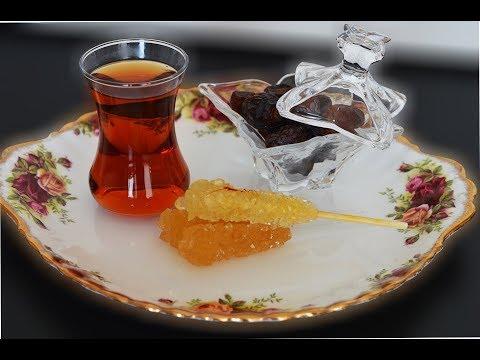 آشپزی ایرانی-طریقه صحیح دم کردن چای به روش سنتی