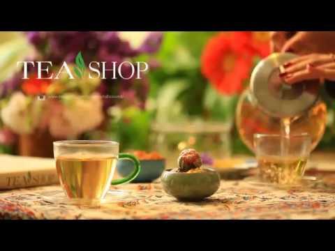 آشپزی ایرانی-طرز تهیه گل چای
