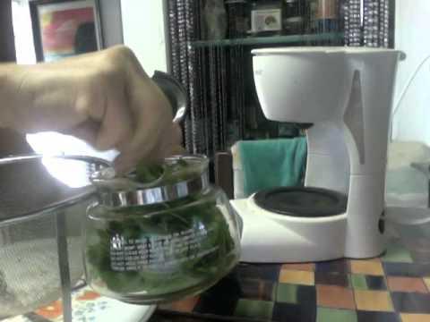 آشپزی ایرانی-تهیه چای نعنا