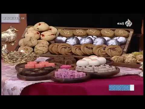 آشپزی ایرانی - آموزش تهیه نان پنیر و گردو