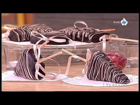 شیرینی پزی- کیک کوییک میکس-یک کیک خوشمزه