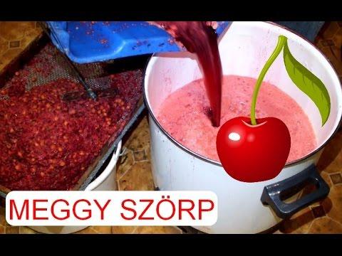 آشپزی آسان-تهیه شربت آلبالو