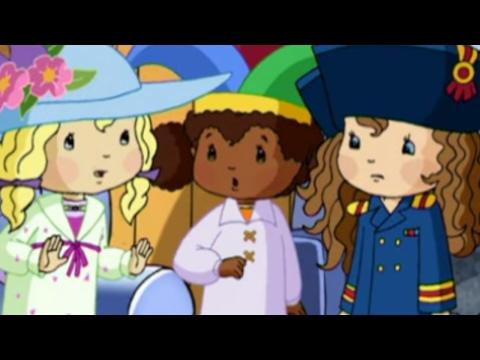 کارتون توت فرنگی نماشا-گلچین بهترین قسمتها 63-دانلود کارتون دخترانه جدید
