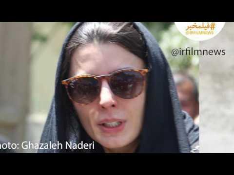 گزارش کامل از تشییع پیکر و خاکسپاری عباس کیارستمی در تهران و لواسان