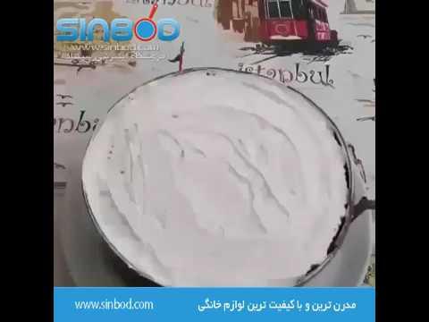 تهیه کیک-کیک یخچالی