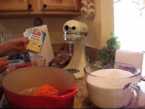 تهیه کیک-تهیه کیک مربای هویج