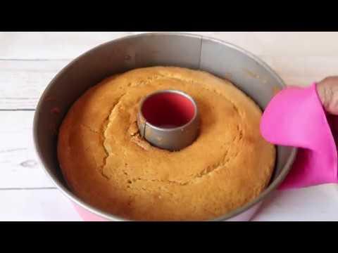 تهیه کیک-تهیه کیک ساده و لذیذ