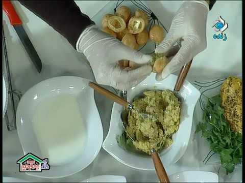 تهیه نان-  نان های اکلر