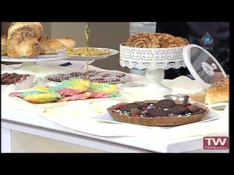 تهیه نان-  نان بلغاری