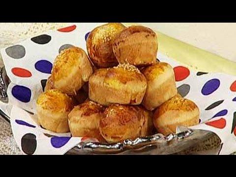تهیه نان-پخت نان نارگیلی