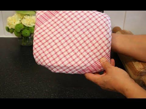 ابزار و وسایل مورد نیاز برای پخت نان تنوری در منزل