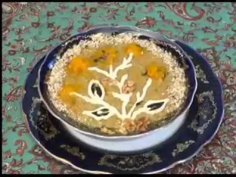 آشپزی-کئی کشک-غذای محلی