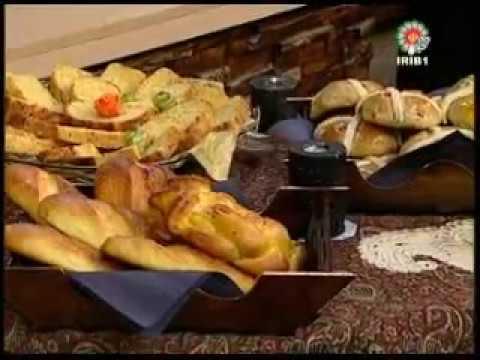 پخت نان-آموزش نان هویج و کدو سبز