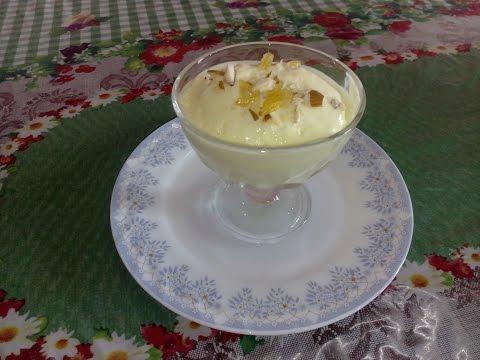 تهیه بستنی در 5 دقیقه-سریع و خوشمزه