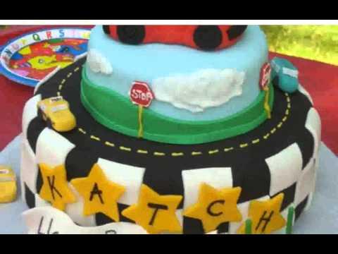 ایده تزیین کیک تولد پسرونه 5