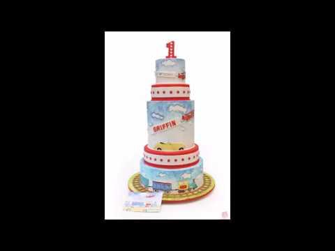 اولین ایده تزیین کیک تولد پسرونه